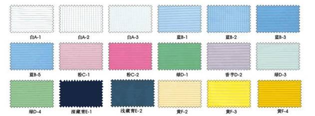 ESD clothes color